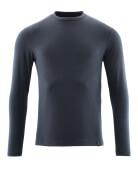 20181-959-010 T-skjorte, langermet - mørk marine