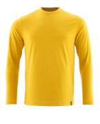20181-959-70 T-skjorte, langermet - Karrigul
