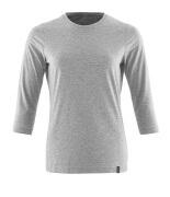 20191-959-08 T-skjorte - grå melert