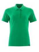 20193-961-333 Pikéskjorte - gressgrønn