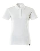 20593-797-06 Pikéskjorte - hvit