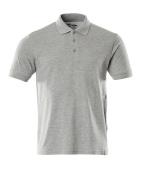 20683-787-06 Pikéskjorte - hvit