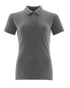 20693-787-18 Pikéskjorte - mørk antrasitt