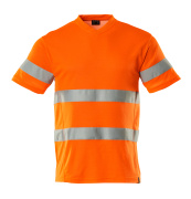 20882-995-14 T-skjorte - hi-vis oransje