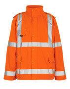 50101-814-14 Regnjakke - hi-vis oransje