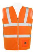 50107-310-14 Trafikkvest - hi-vis oransje