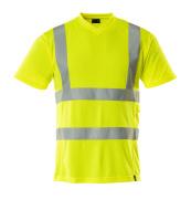 50113-949-17 T-skjorte - hi-vis gul