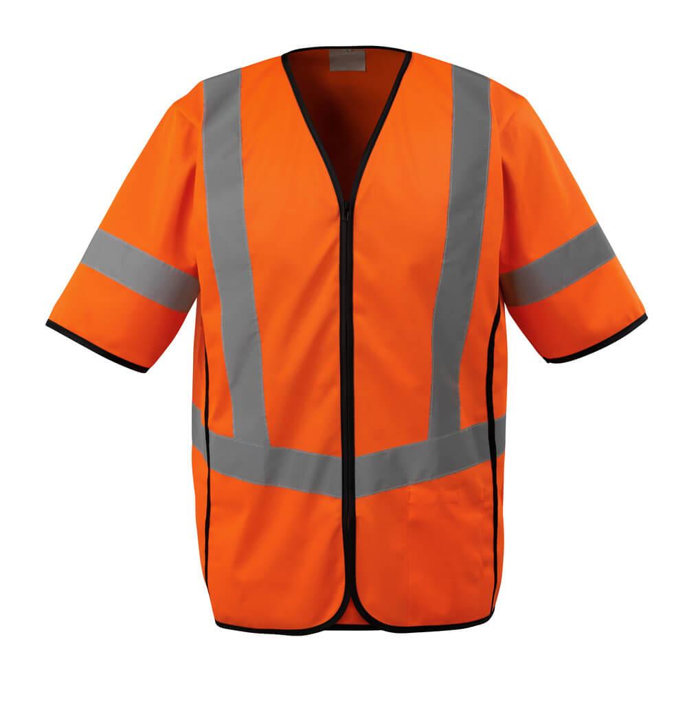 50216-310-14 Trafikkvest - hi-vis oransje