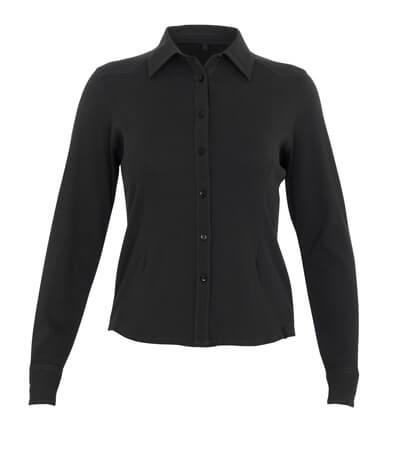 50367-863-09 Skjorte - svart
