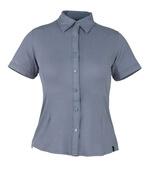50374-863-180 Skjorte, kortermet - blågrå