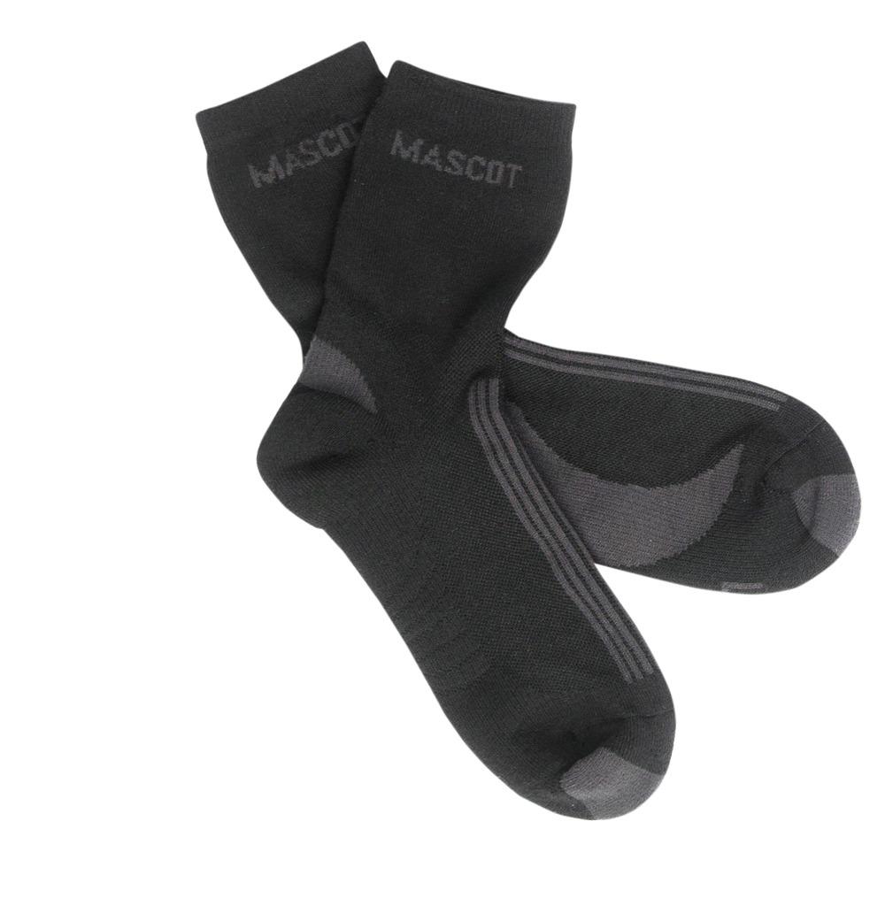 50410-881-0918 Sokker - svart/mørk antrasitt