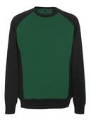 50503-830-0309 Collegegenser - grønn/svart