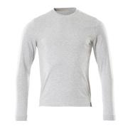 50548-250-08 T-skjorte, langermet - grå melert