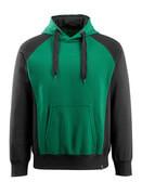 50572-963-0309 Hettegenser - grønn/svart