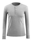 50581-964-08 T-skjorte, langermet - grå