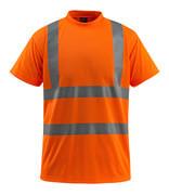 50592-972-14 T-skjorte - hi-vis oransje