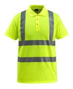 50593-972-14 Pikéskjorte - hi-vis oransje
