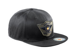 50601-010-09 Caps - svart