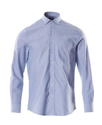 50629-988-71 Skjorte - lys blå