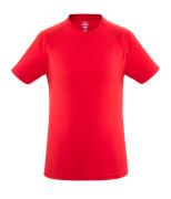 51579-965-202 T-skjorte - signalrød