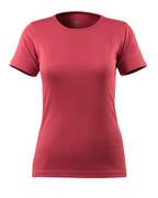 51583-967-96 T-skjorte - bringebærrød