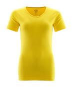 51584-967-77 T-skjorte - solgul
