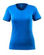 51584-967-91 T-skjorte - azurblå