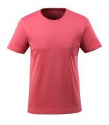 51585-967-96 T-skjorte - bringebærrød