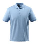 51587-969-71 Pikéskjorte - lys blå