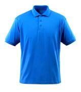 51587-969-91 Pikéskjorte - azurblå