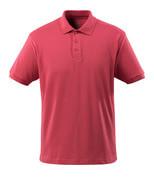 51587-969-96 Pikéskjorte - bringebærrød