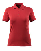 51588-969-02 Pikéskjorte - rød