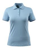 51588-969-71 Pikéskjorte - lys blå