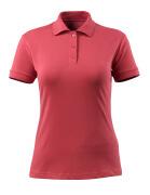 51588-969-96 Pikéskjorte - bringebærrød