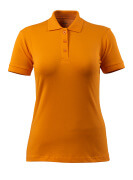 51588-969-98 Pikéskjorte - oransje