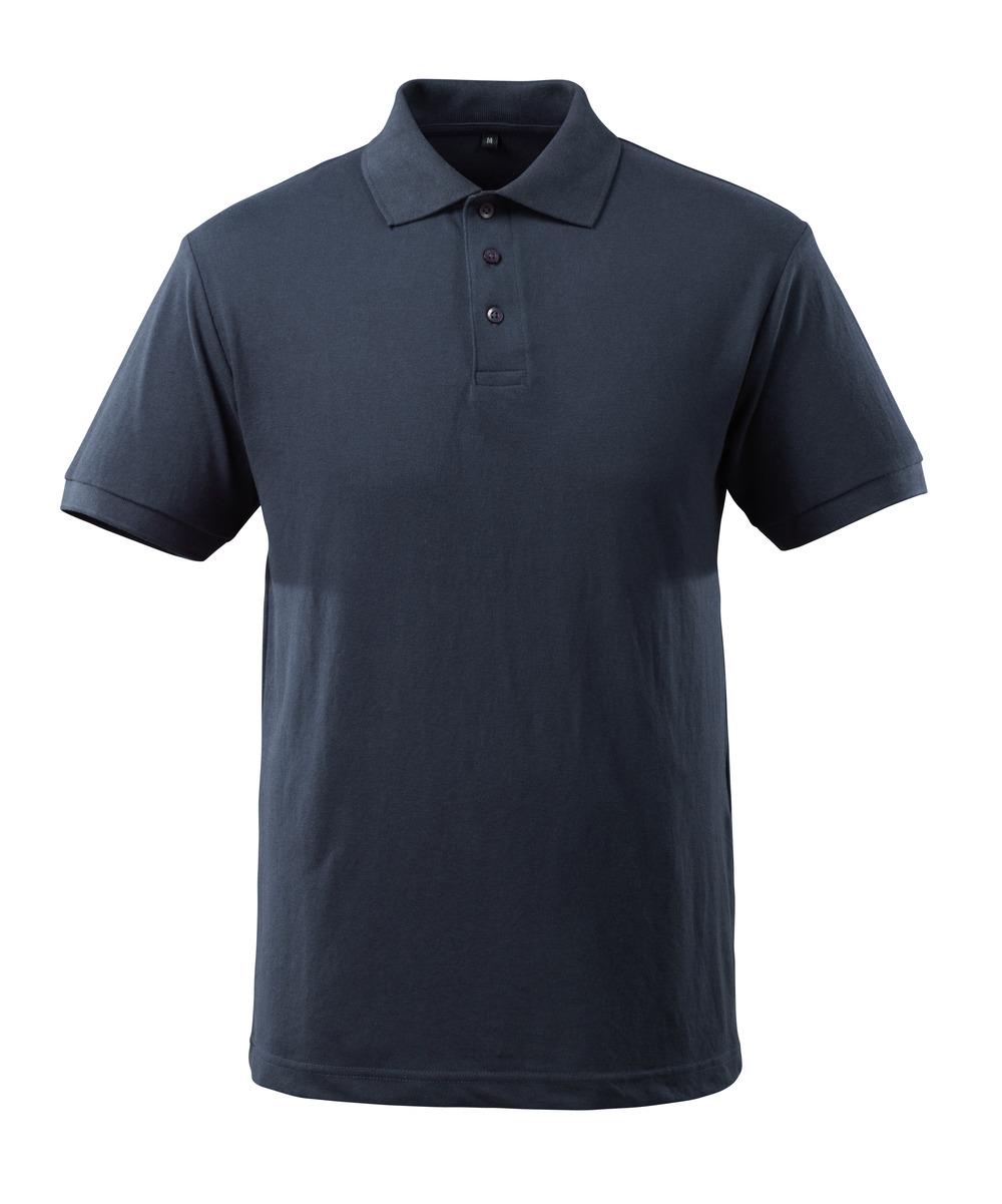 51607-955-010 Pikéskjorte - mørk marine
