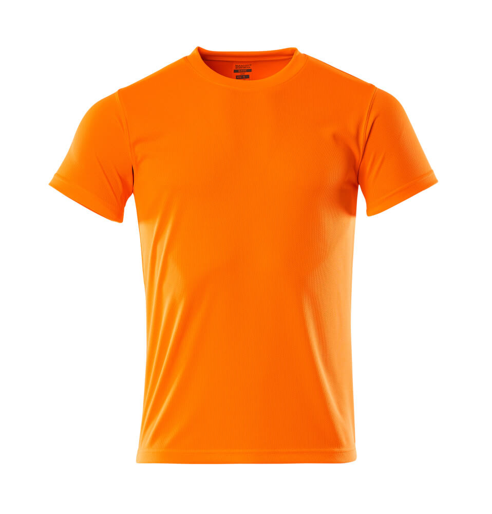 51625-949-14 T-skjorte - hi-vis oransje