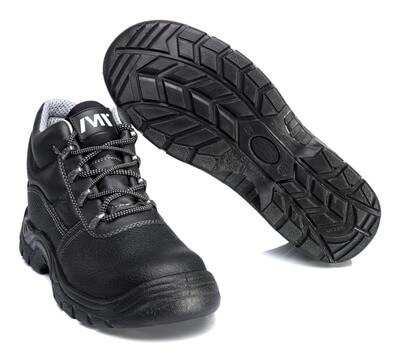 F0010-921-09 Vernestøvler - svart