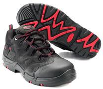 F0014-901-0902 Vernesko - svart/rød