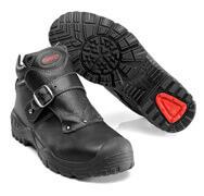F0072-911-09 Vernestøvler - svart