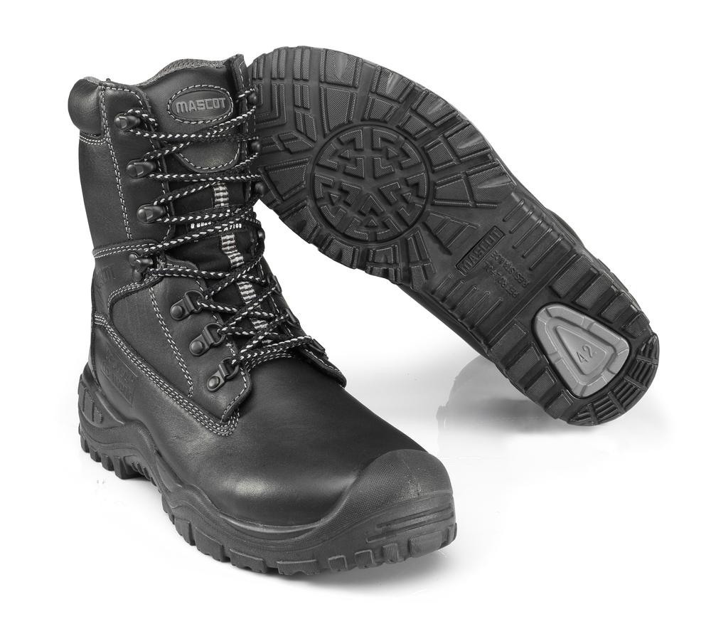 F0084-902-09 Vernestøvler - svart