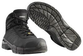 F0114-937-09 Vernestøvler - svart