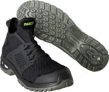 F0133-996-09 Vernestøvler - svart