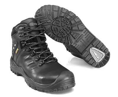 F0169-902-09 Vernestøvler - svart