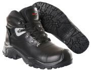 F0220-902-09 Vernestøvler - svart