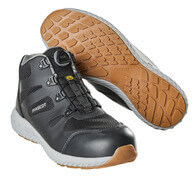 F0302-946-09 Vernestøvler - svart
