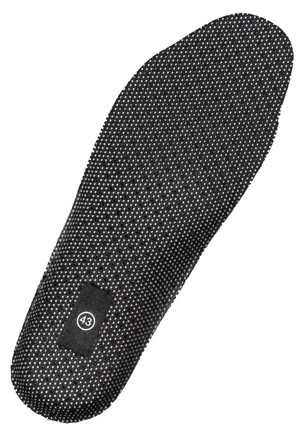 FT086-980-09 Innleggssåler - svart
